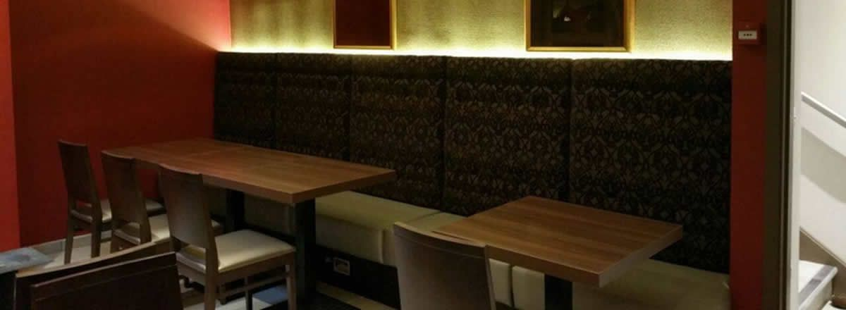pub, club and restaurant seating upholstery and repair